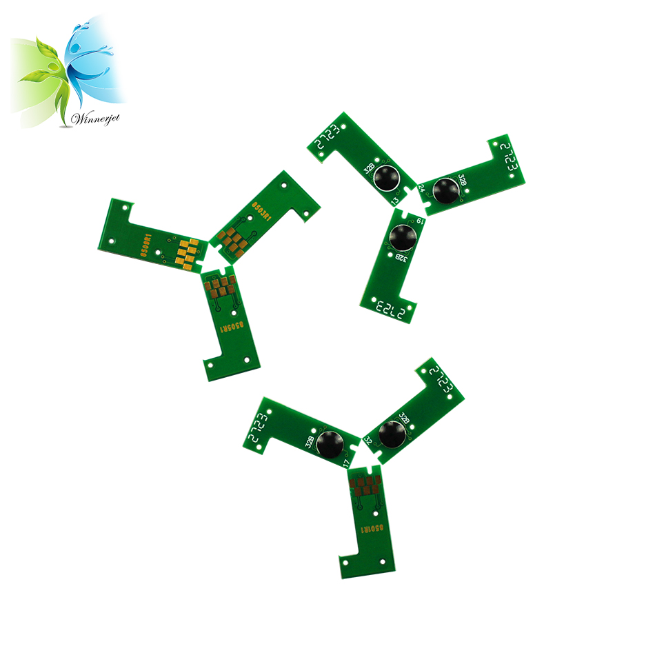 WINNERJET Stable Working 1 sets Cartridge Reset Chip for Epson Sure Color p800 Printer