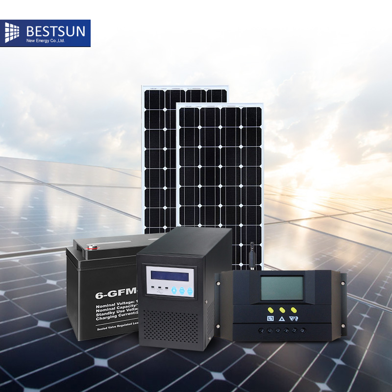 bfs 300w sb easy install commercial solar energy system. Black Bedroom Furniture Sets. Home Design Ideas