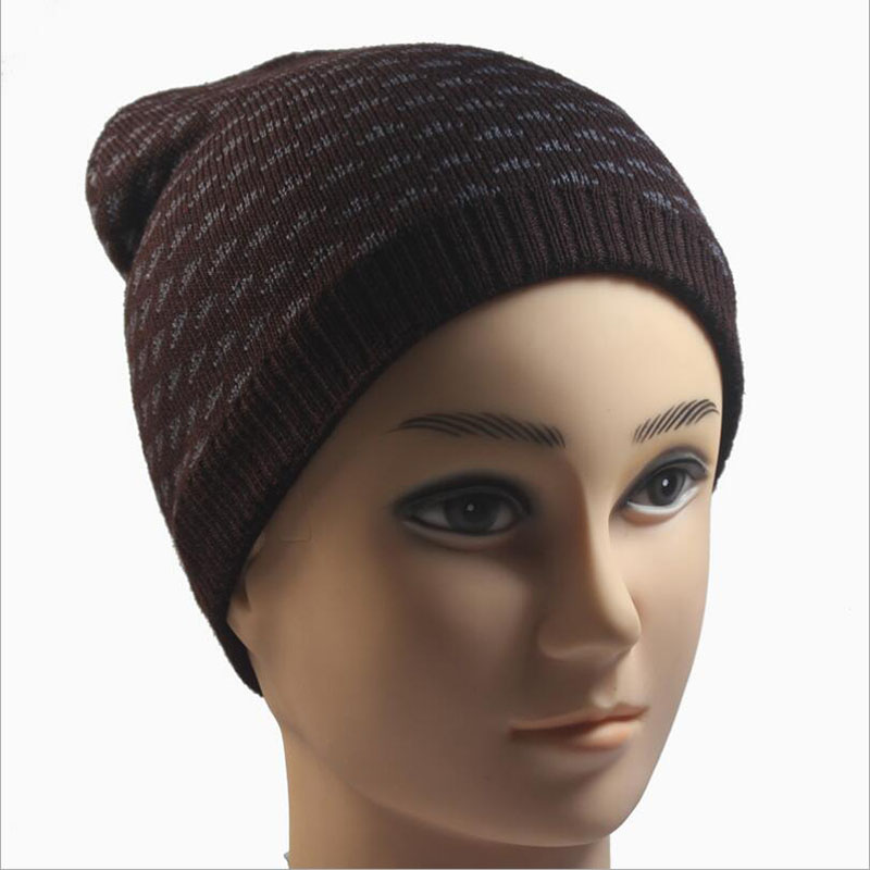 BINGYUNAHAOXUAN 2017 Best Sellers Knit Hat Winter Hat for Men Skullies  Beanie Warm Cap Man Cap Beanie High Quality knitting Hats 33020306821