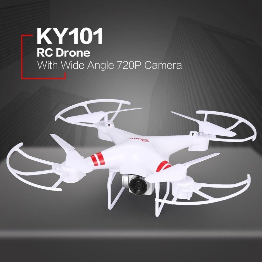 KY101 RC Drone Con La Macchina Fotografica HD 720 P/1080 P Ampio Angolo di Selfie Drone Professionale Pieghevole Quadcopter Senza Testa di Un chiave di Ritorno DroniKY101 RC Drone Con La Macchina Fotografica HD 720 P/1080 P Ampio Angolo di Selfie Drone Professionale Pieghevole Quadcopter Senza Testa di Un chiave di Ritorno Droni
