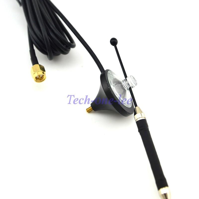 10dBi 4G Anten SMA Fiş 696-960MHz / 1710-2690MHz Uzun Menzilli RG174 - İletişim Ekipmanları - Fotoğraf 4