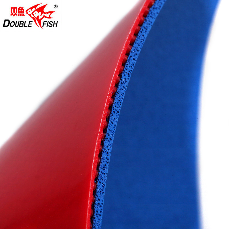 Double Fish Hunting Shadow A One Strong Sticky Table Tennis Racket Rubber Tire Pingpong Topsheet With Blue Sponge for Loop Spin in Table Tennis Accessories Equipment from Sports Entertainment