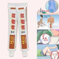 KONGDY 20 Pcs Hämorrhoiden Creme Stapel Anal Fissur Schmerzen linderung Creme Externe und Interne Chinesische Medizinische Salbe Gesundheit Pflege