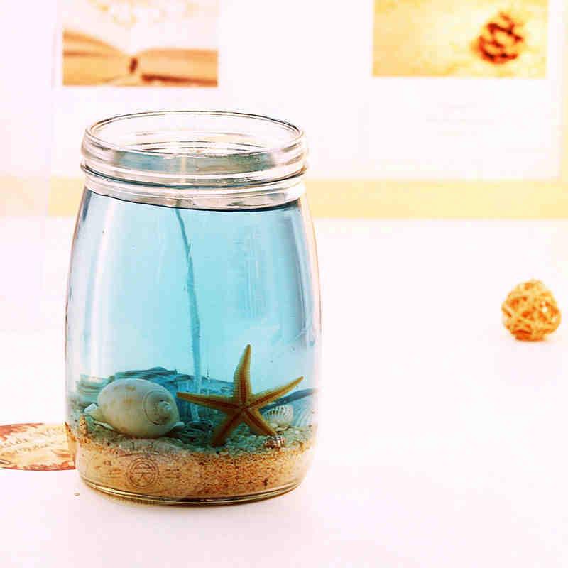 Big Jar Marine Aromatherapy Jelly Candle Wedding Birthday Gift