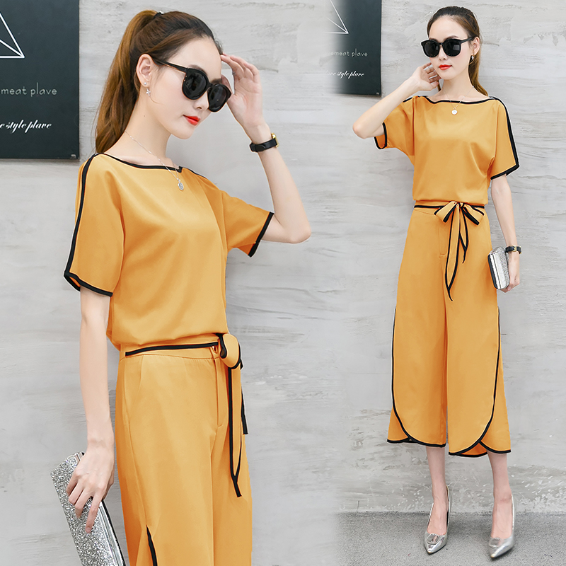 YICIYA White Festival Set Clothing 2 Piece Outfits for Women Fashion Matching Co-ord Set 2019 Summer Top and Pant Suits Office