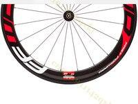 High Quality Cheap Carbon Wheels 700c Road Bike Wheelset Clincher Rims 50mm 60mm 88mm Depth Carbon