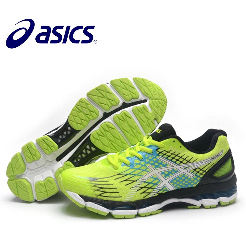 ASICS GEL-KAYANO 17 Women Shoes ASICS Sports Shoes Stability Outdoor Running Shoes Sneakers Outdoor Athletic Shoes цены