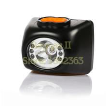 3W cree led akumulatorowy reflektor zawór bezpieczeństwa lampa akumulator litowo-jonowy wyświetlacz LCD na kemping górnictwo polowanie i piesze wycieczki tanie tanio BOZZ 60 ° ROHS Wysokie niskie Mining Lamp Reflektory LITHIUM ION