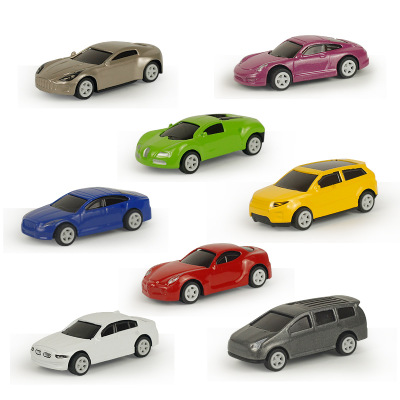 Image 5 - 1Pcs Great Pull Back Car Model Car Fashion Dazzle Sports Toy Car Diecast Metal Simulation Vehicles Toys For Children-in Diecasts & Toy Vehicles from Toys & Hobbies