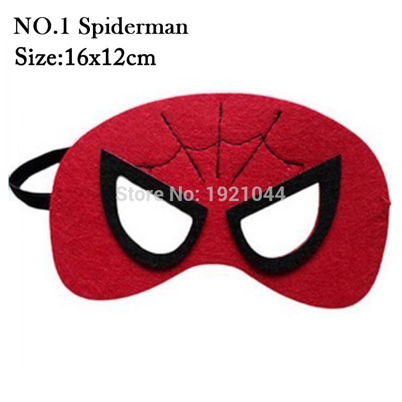 Avengers Superheld Party Maske Ironman Star Wars Deadpool Superman - Partyartikel und Dekoration