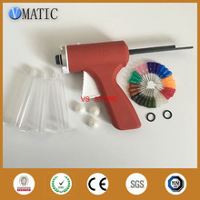 10ML manual syringe gun Dispenser dispensing single liquid glue gun стоимость