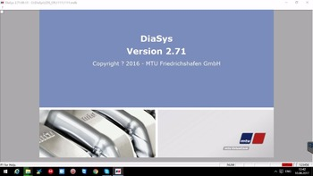 MTU DiaSys 2.71 [2017] or 2.72 [2019] without USB dongle+activation