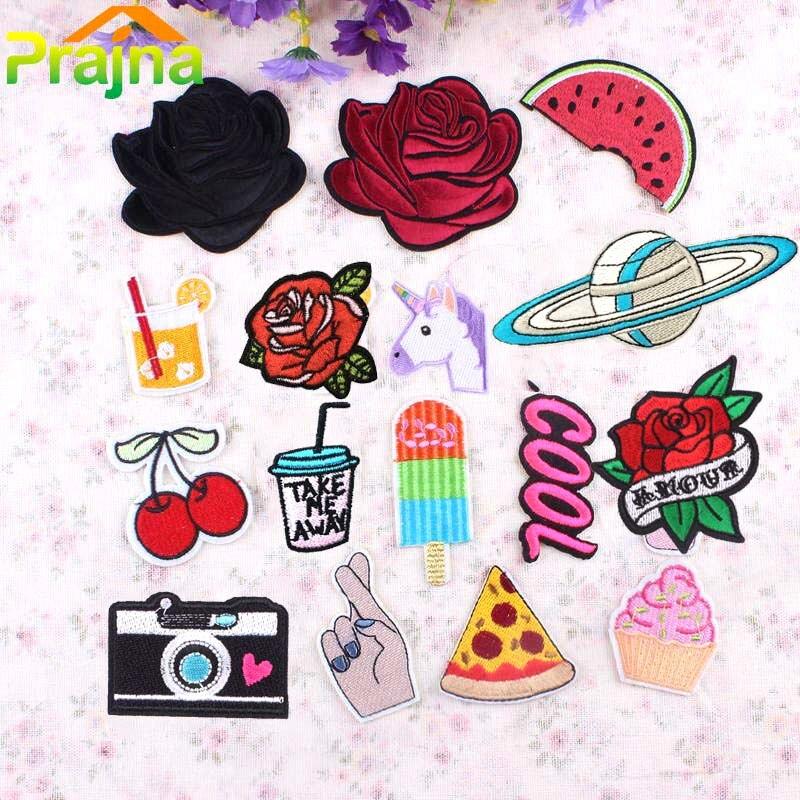 ᑐ pcs diy fruit flower ᐃ patch pizza cheap