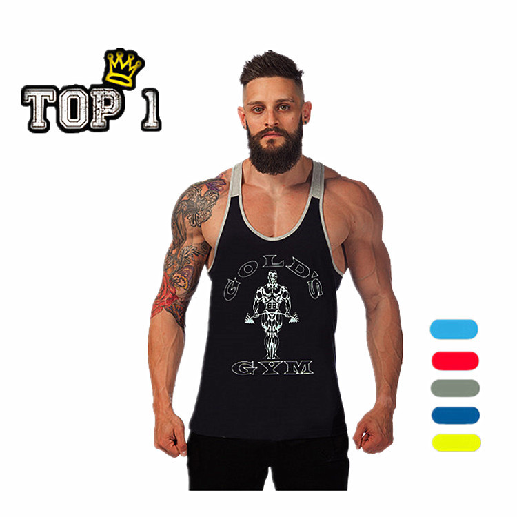 Fitness Clothes Buy Online: Popular Golds Gym Shirts-Buy Cheap Golds Gym Shirts Lots