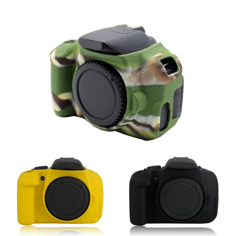 FOTGA Rubber Hand Grip Protective Cover Shell for Canon EOS 550D 600D DSLR Camera