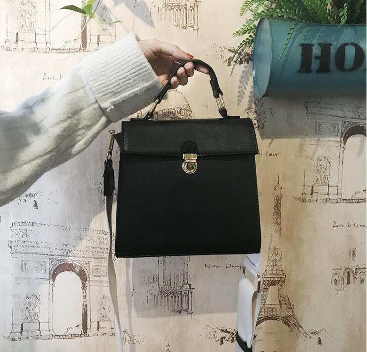 Модные искусственная кожа женские сумки старинные маленькую сумочку для девочек Повседневная сумка kenbuy78
