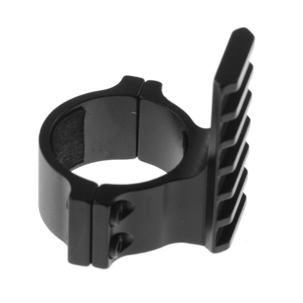 25.4mm Ring Scope Tube Flashlight Laser Weaver Picatinny Rail Mount Adapter Aluminum Hunting Accessories High Quality VEB51 P