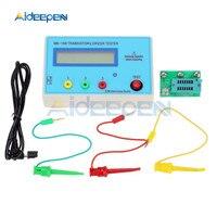 MK 168 tester próbnik elektroniczny pomiar rezystancji kondensator napięcie indukcyjności MOSFET LCR NPN PNP tranzystory bipolarne w Mierniki pojemności od Narzędzia na