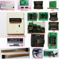Frete grátis ORIGINAL RT809H com 16 ADAPTADORES COM CABELS ORIGINAIS EMMC Nand FLASH-Extremamente rápido Programador universal