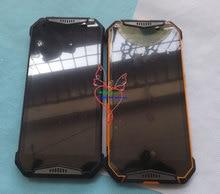 オリジナルulefone鎧3 3ワットのlcdディスプレイ + タッチスクリーンデジタイザ + フレームアセンブリ新液晶 + タッチデジタイザーのための鎧3WT鎧3t