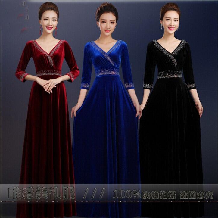 Popular Red Velvet Bridesmaid Dresses-Buy Cheap Red Velvet ...