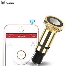 Baseus мини брелок дистанционного управления 3.5 мм разъем smart ик-пульт адаптер для iphone 6 6s плюс 5S 5 5c se 4S 4 ios 7 8 9