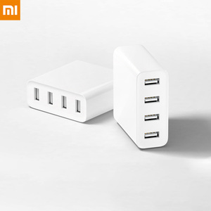 Image 3 - Xiaomi mi cargador USB portátil 2 4 6 puertos carga rápida QC 3,0 Max 60W 35W USB C de salida tipo C para teléfono Dispositivo inteligente tableta PC