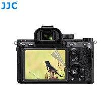 JJC מצלמה מסך מגן עבור SONY RX10 IV RX10 III a99 השני a9 השני ZV 1 NEX 7 NEX 6 a6100 A6600 A6300 A6500 A7S A7R