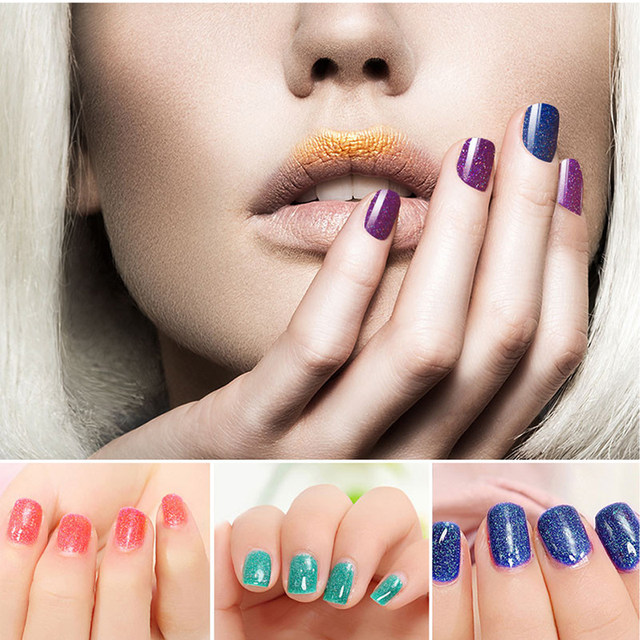 Online Shop Paraness New 7ml Soak Off Neon Color Nails Gel UV LED ...