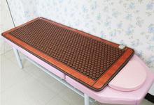 2016 Free Shipping Health Care Thermal Ochre Mattress Korea tourmaline cushion Heating Massage Mattress 4 Size available
