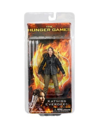 "NECA Hunger Games Katniss  7"" Action Figure"