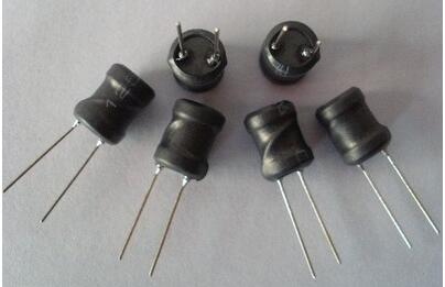 10 PCS LH0608-104K 100MH 6*8mm Radial Leaded Power Inductor 100MH
