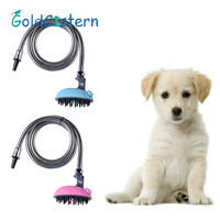 High Quality Pet Dog Puppy Cat Multifunction Bath Shower Head Pets Animals Water Sprayer Cleaning Bathing