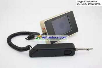Free Shipping Handheld 400X Fiber Optic Inspection Microscope with 2.5mm&1.25mm Adapter For Fiber End-Face Inspection