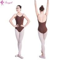 Royal Blue Camisole Ballet Leotards For Girls Leotard For Dance Ballet Clothing Ballet Clothes For Sale