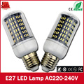 E27 E14 SMD 4014 Led corn bulb lamp 220 V 36 56 72 96 138LEDs replace incandescent 40 W 60 W 80 W 100 W 120 W lampada Led Bulbs