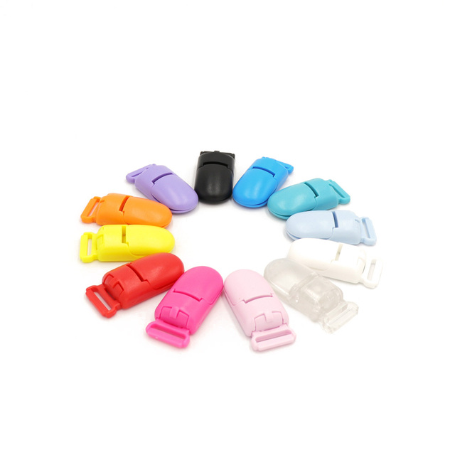 Baby Colorful Necklace Teethers