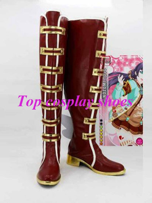 Awakening Of Valentine Nozomi Tojo Cosplay Boots Shoes Hand Made #89546 In  Shoes From Novelty U0026 Special Use On Aliexpress.com | Alibaba Group