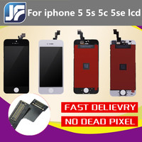 1PCS Tinama No Dead Pixel LCD For Apple IPhone 5 5s 5c 5se LCD Display With