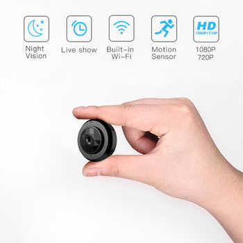 c6 hd 1080p mini wifi camera Night Version Micro Camera Camcorder Voice Video Recorder security mini wireless ip camera cam - DISCOUNT ITEM  15% OFF All Category