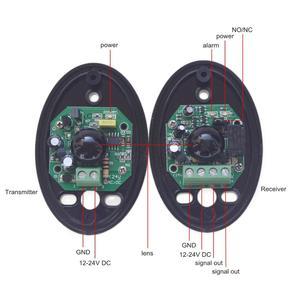 Image 2 - DIYSECUR IP55 Automated Gate Safe Infrared Detector Sensor/ Swing /Sliding/Garage Gate / Door Safety Infrared Photocells