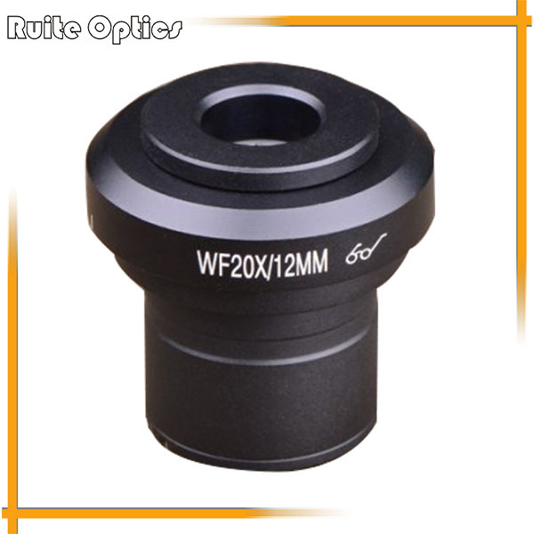 WF20X/12mm Adjustable stereo microscope eyepiece lens high eyepoint ocular with mounting size 30.5mm мышь проводная a4tech n 708x 1 v track padless чёрный серый usb