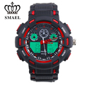 Men Sports Watches Digial LED Display Waterproof Wristwatch 50M Waterproof Electronic Quartz Watches Best Gift for ChildWS1366