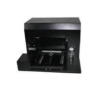 High Quality A3 Size Small UV Printer PVC Businsess Card Letther Metal Etc Printing UV Machine