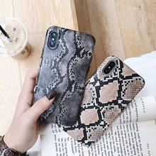 New Snake Skin Matte For Iphone 6 6S 7 8plus X Xs Xr Xsmax All-Inclusive Soft Shell Drop Protection Sleeve all new x men vol 7