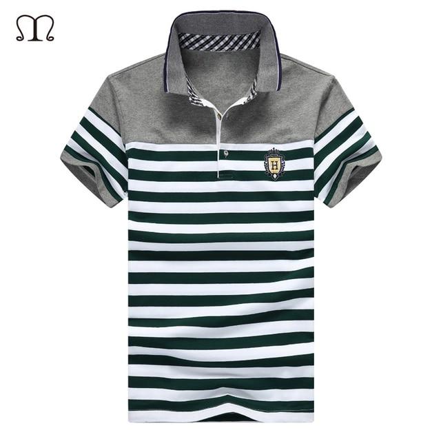 Brand 2016 Mens Polo Shirt Short-Sleeve Patchwork Poloshirt Men Polo Homme Slim Mens Clothing Camisas Hooded Camisa Polo Shirt