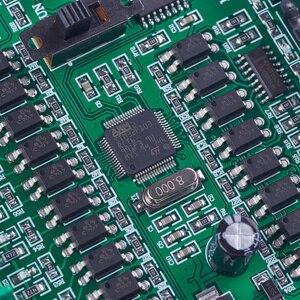Image 4 - Plc programmable logic controller plc FX2N 20MT scaricare on line STM32 MCU 12 di ingresso 8 uscita a transistor di controllo del motore DC 24V
