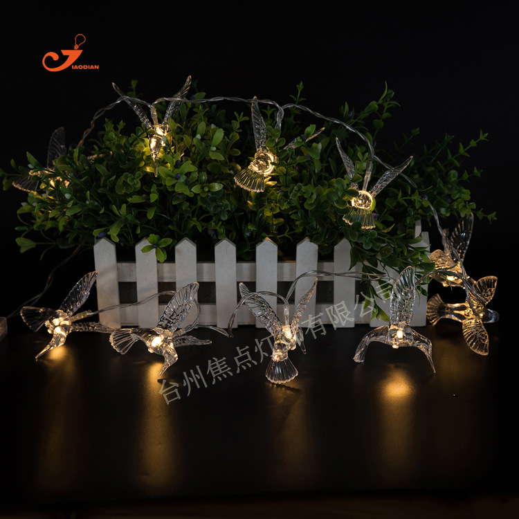Strict 1.5m 10 Led String Lights Wedding Party Romantic Heart-shaped Star Light Decor Outdoor Indoor Lamp Christmas Hanging Lamp Outdoor Lighting
