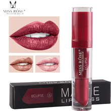 12PCS/LOT Liquid Lip Gloss Lipstick Hot Sexy Colors Paint Matte Lipgloss Waterproof Long Lasting Kit
