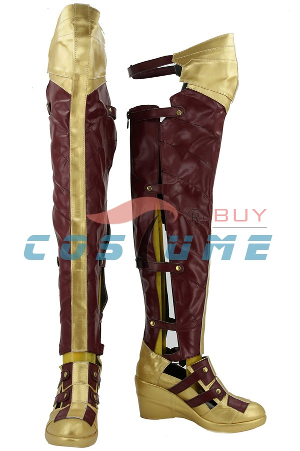 Popular Wonder Woman Boot-Buy Cheap Wonder Woman Boot lots from
